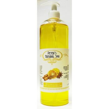 ulei cu extract de portocale i scorioar 1l