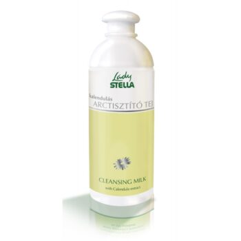 lapte demachiant cu extract de galbenele 500ml lady stella