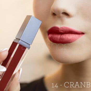 aden ruj lichid 14 cranberry