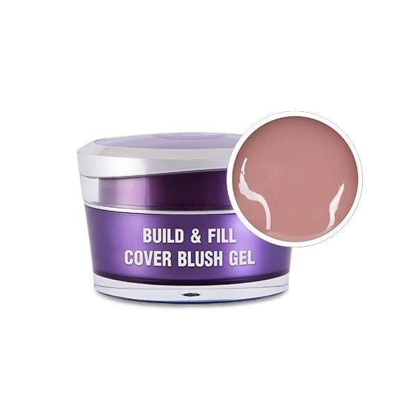 build fill cover gel blush 15g