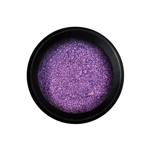 chrome powder purple