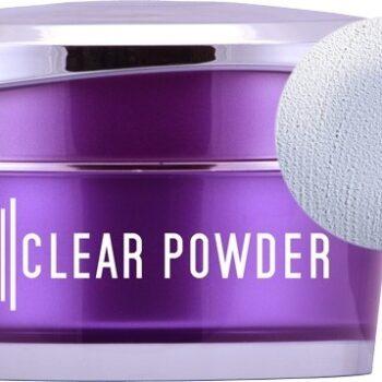 clear powder 15ml