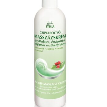 crema de masaj cu macese pentru ten sensibil 500ml lady stella