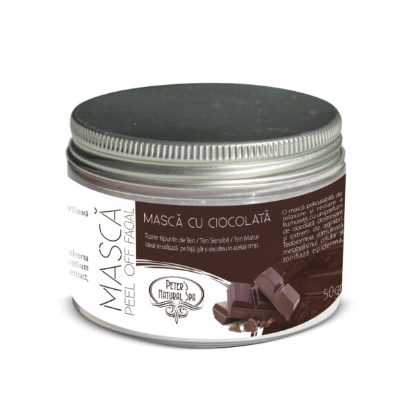 masca cu ciocolata 50g
