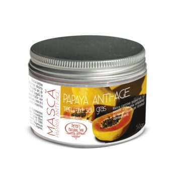 masca papaya anti age 50g