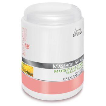 massage spirit masca hidratanta extract de galbenele si vitamina e lady stella