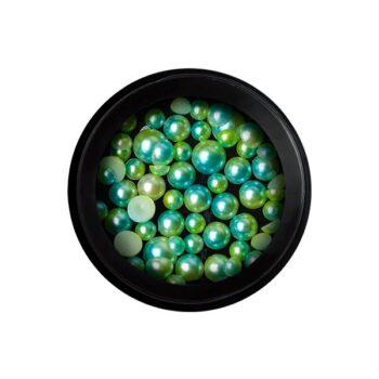 mermaid pearls green