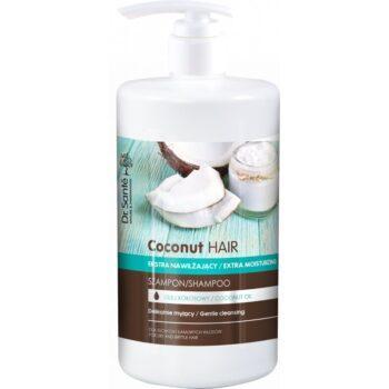 sampon cu ulei de nuca de cocos par uscat si fragil 1000ml