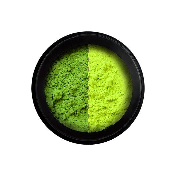 thermo powder green neon yellow 5g