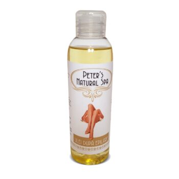 ulei calmant dupa epilare peters natural spa 250 ml