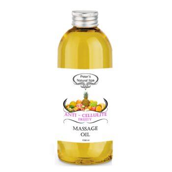 ulei de masaj anticelulitic fruity