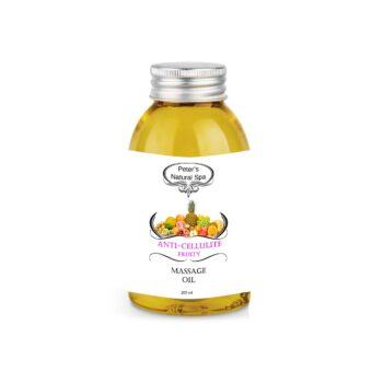 ulei de masaj anticelulitic fruity 250ml