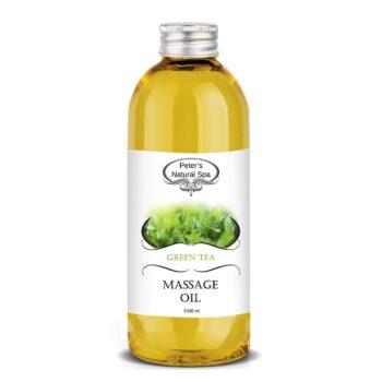 ulei de masaj ceai verde 200ml
