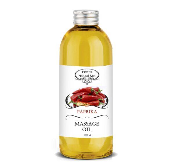 ulei de masaj paprika1l 2nd
