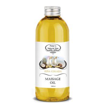 ulei de masaj pina colada 200 ml