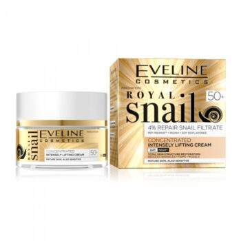 Crema concentrata de zi si noapte Eveline Royal Snail 50 ERS5050 700x700 1