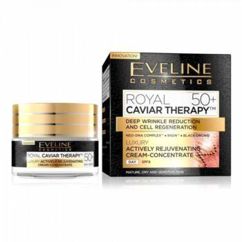 Crema de zi pentru fata Eveline Royal Caviar Therapy 50 50 ml 700x700 1