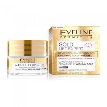 Crema de zi si noapte Eveline 24K Gold Lift Expert 40 50 ml 700x700 1