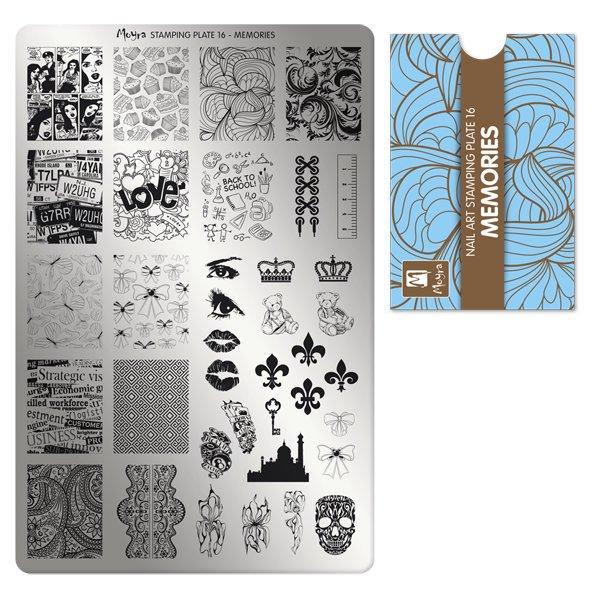 M3 01 00 00 0016 Stamping Plate 016 Memories 600x600 1