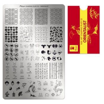 M3 01 00 00 0020 Stamping Plate 020 Orientalist 600x600 1