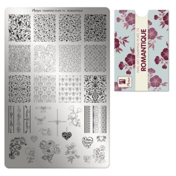 M3 01 00 00 0074 Stamping Plate 074 Romantique 600x600 1