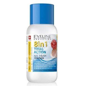 dizolvant pentru unghii total action 8 in 1 150 ml eveline cosmetics 10051913