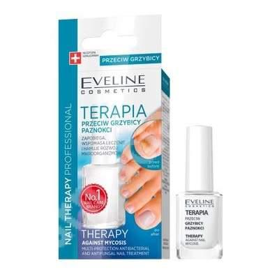 tratament unghii impotriva micozei nail therapy 12 ml eveline 10060115
