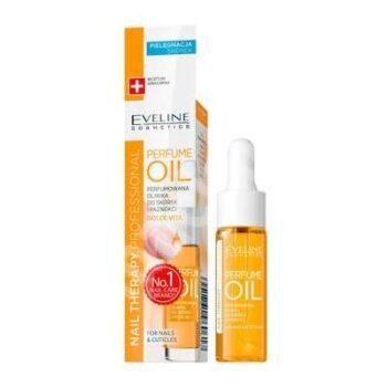 ulei parfumat pentru unghii si cuticule nail therapy dolce vita 12 ml eveline 10060111
