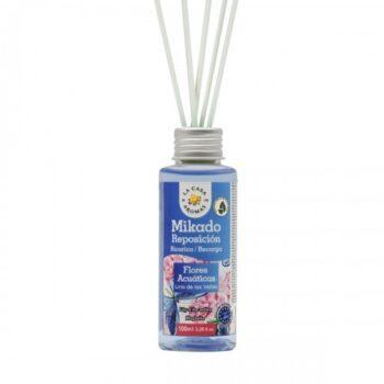 lcla odorizant cu betisoare mikado flori acvatice 100 ml