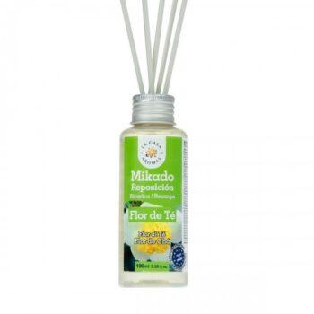 lcla odorizant cu betisoare mikado flori de ceai 100 ml