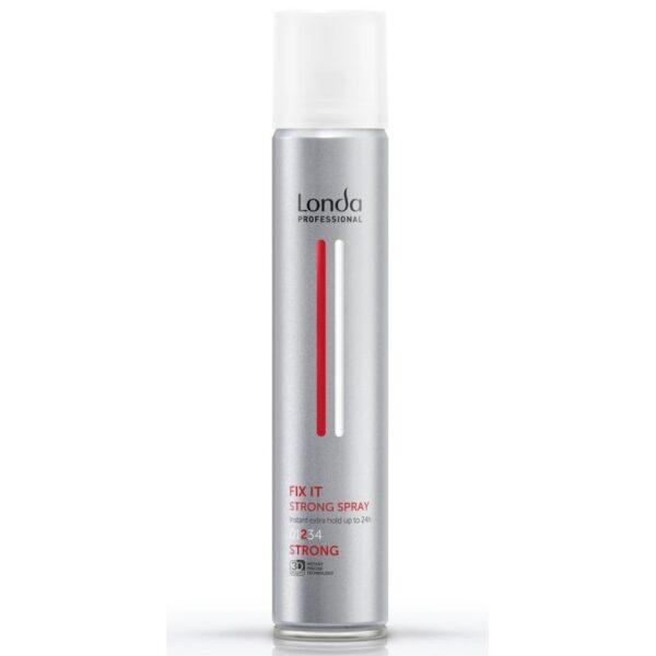 spray cu fixare puternica londa professional fix it strong spray 500 ml