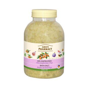 sol kapielowa olej arganowy i figi